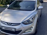Hyundai Elantra 2015 года за 5 600 000 тг. в Алматы