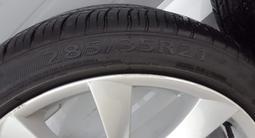 Колеса в сборе BMW E70 дизайн 239 за 900 000 тг. в Костанай – фото 2