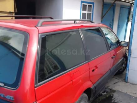 Volkswagen Passat 1988 года за 850 000 тг. в Талдыкорган – фото 4