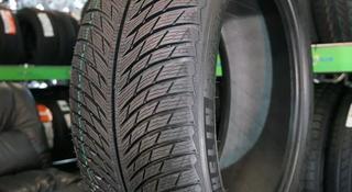 275-40-21 перед, зад 305-35-21 Michelin Pilot Alpin 5 за 200 000 тг. в Алматы