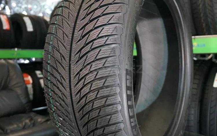 275-40-21 перед, зад 305-35-21 Michelin Pilot Alpin 5 за 177 500 тг. в Алматы
