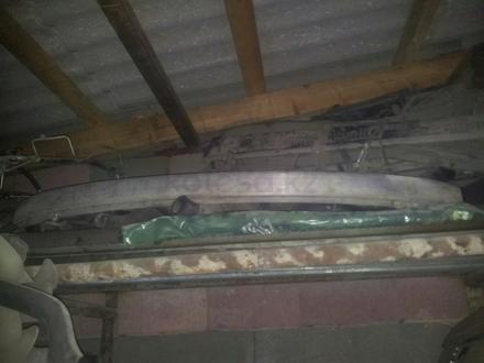 Уселитель заднего бампера мерседес W 221 в Алматы