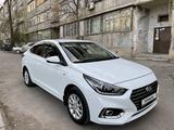 Hyundai Accent 2018 года за 6 700 000 тг. в Тараз – фото 2