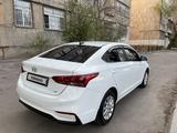 Hyundai Accent 2018 года за 6 700 000 тг. в Тараз – фото 4