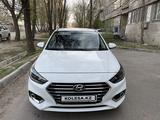 Hyundai Accent 2018 года за 6 700 000 тг. в Тараз – фото 5
