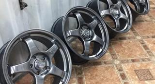 R17 5*114.3 SSP Wheels за 150 000 тг. в Алматы