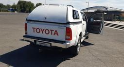 Toyota Hilux 2008 года за 6 500 000 тг. в Талдыкорган – фото 5