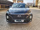 Hyundai Santa Fe 2019 года за 13 650 000 тг. в Актобе