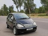 Mercedes-Benz A 210 2002 года за 2 650 000 тг. в Алматы