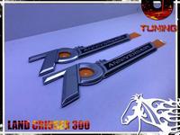 Шильдик на Land Cruiser 300 за 15 000 тг. в Алматы
