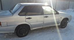 ВАЗ (Lada) 2115 (седан) 2005 года за 700 000 тг. в Актобе – фото 2