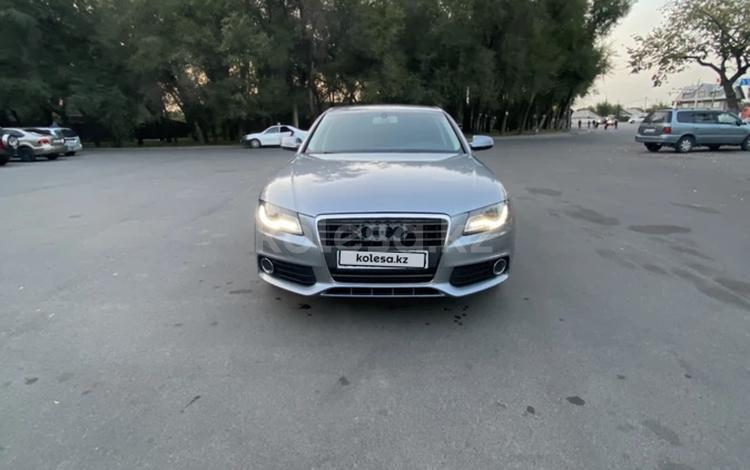 Audi A4 2010 года за 4 200 000 тг. в Алматы