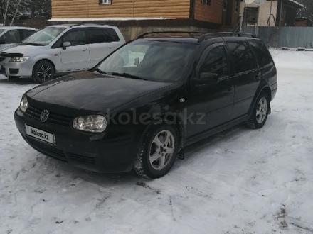 Volkswagen Golf 2002 года за 1 800 000 тг. в Кокшетау