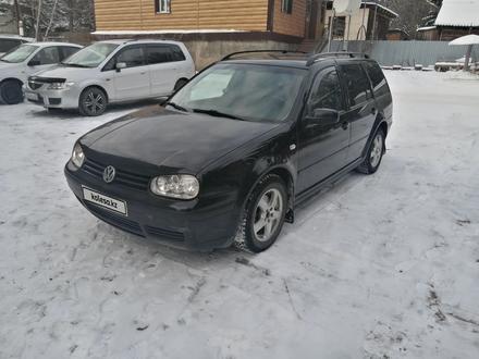 Volkswagen Golf 2002 года за 1 800 000 тг. в Кокшетау – фото 2