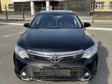 Toyota Camry 2014 года за 10 500 000 тг. в Караганда – фото 2
