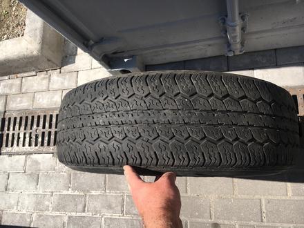 Диски с летними шинами на Hyundai 225/70 R16 за 80 000 тг. в Алматы – фото 3