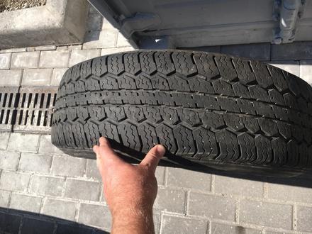 Диски с летними шинами на Hyundai 225/70 R16 за 80 000 тг. в Алматы – фото 4