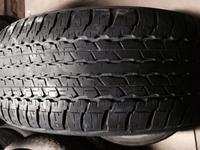 Летние шины Dunlop AT22 Grandtrek 285/60/18 за 29 990 тг. в Нур-Султан (Астана)