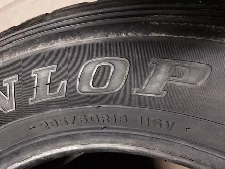 Летние шины Dunlop AT22 Grandtrek 285/60/18 за 29 990 тг. в Нур-Султан (Астана) – фото 2