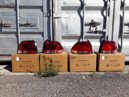 Задние фонари рестайлинг VW Polo 09 — 17 гг за 888 тг. в Караганда – фото 3