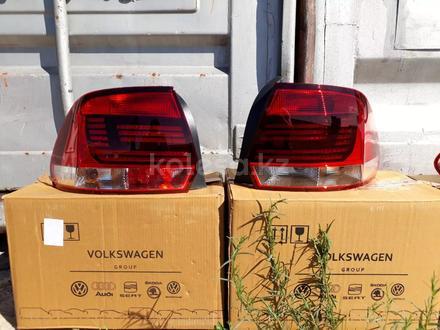 Задние фонари рестайлинг VW Polo 09 — 17 гг за 888 тг. в Караганда – фото 2