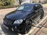 Mercedes-Benz ML 63 AMG 2007 года за 7 200 000 тг. в Алматы – фото 3