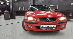Mazda 626 1999 года за 1 850 000 тг. в Нур-Султан (Астана) – фото 3