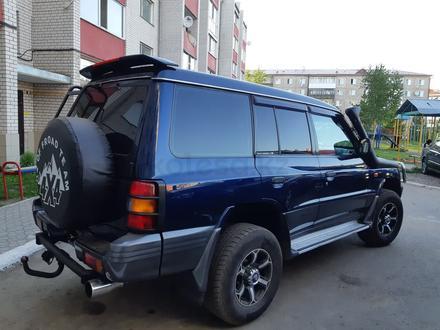 Mitsubishi Pajero 1998 года за 3 500 000 тг. в Петропавловск – фото 5