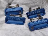 Ручки дверей наружные, внутренние, передние L-R, задние L-R за 5 000 тг. в Алматы