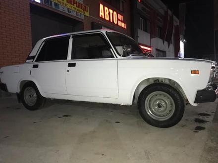ВАЗ (Lada) 2107 2010 года за 1 350 000 тг. в Туркестан – фото 10