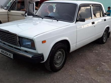 ВАЗ (Lada) 2107 2010 года за 1 350 000 тг. в Туркестан – фото 5