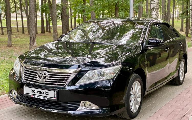 Toyota Camry 2012 года за 6 300 000 тг. в Нур-Султан (Астана)