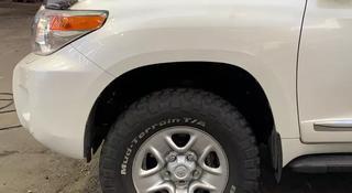 Оригинальный штампованный диск Toyota Land Cruiser 100/105/200 за 20 000 тг. в Алматы