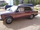 ВАЗ (Lada) 2107 2007 года за 1 000 000 тг. в Актобе