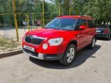Skoda Yeti 2013 года за 4 600 000 тг. в Алматы