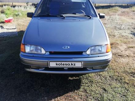 ВАЗ (Lada) 2114 (хэтчбек) 2007 года за 700 000 тг. в Уральск – фото 2