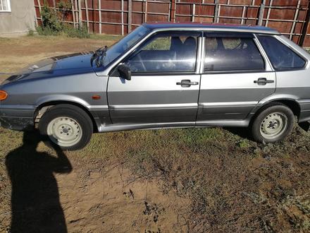 ВАЗ (Lada) 2114 (хэтчбек) 2007 года за 700 000 тг. в Уральск – фото 5