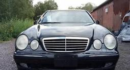 Тюнинг накладка на бампер Brabus для w210 Mercedes Benz рестайл за 20 000 тг. в Алматы – фото 5