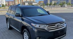Toyota Highlander 2012 года за 11 500 000 тг. в Актау – фото 3