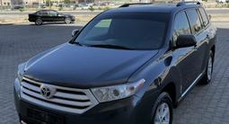 Toyota Highlander 2012 года за 11 500 000 тг. в Актау – фото 4