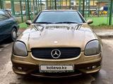 Mercedes-Benz SLK 230 1999 года за 3 000 000 тг. в Нур-Султан (Астана) – фото 2