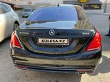 Mercedes-Benz S 63 AMG 2014 года за 28 500 000 тг. в Нур-Султан (Астана) – фото 4