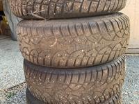 Комплект шин с дисками на Субару! за 260 000 тг. в Кокшетау