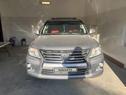 Lexus LX 570 2012 года за 23 000 000 тг. в Кызылорда