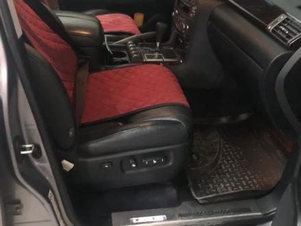 Lexus LX 570 2012 года за 23 000 000 тг. в Кызылорда – фото 8