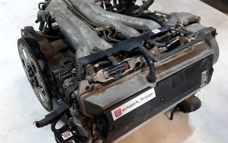 Двигатель Toyota Previa, Toyota Estima 2tz-fe, 2.4 л за 240 000 тг. в Актобе