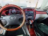 Toyota Highlander 2002 года за 6 300 000 тг. в Талдыкорган – фото 2