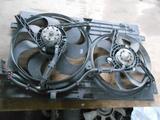 Дифузор с вентилятором, радиатор основной, кондер Audi TT за 777 тг. в Алматы – фото 2