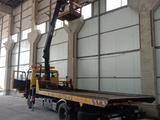 Услуги эвакуатора манипулятора в Тараз
