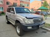 Toyota Land Cruiser 2004 года за 8 000 000 тг. в Усть-Каменогорск – фото 2